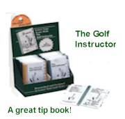 The Golf Instructor, Training Booklet